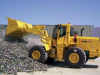18 Tonne / 152kW articulated 4WD with 3.5m bucket Wheeled Loaders