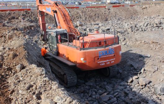 2007 Hitachi ZX650H 65 Tonne Excavator