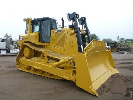 Caterpillar D8T Dozer for hire