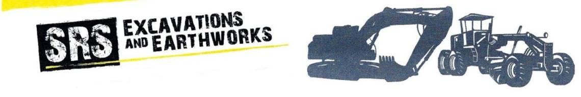 S.R.S. Excavation & Earthworks
