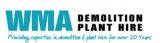 WMA Demolition & Plant Hire