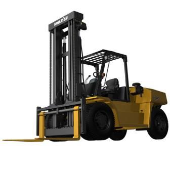 FD100-8 Komatsu Forklift for hire