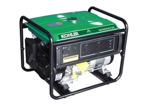 Generator 6 kVA for hire