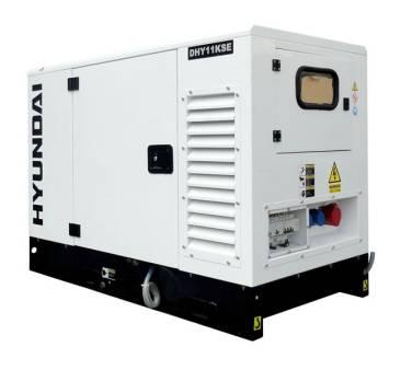 Generators Three Phase 135 kva Invertor diesel silenced for hire