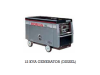 Generators Three Phase 10 kva Invertor - diesel silenced