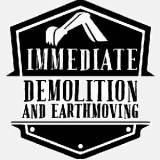 Immediate Demolition and Earthmoving