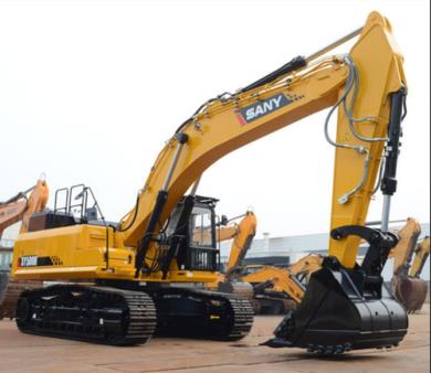 50 Tonne Excavator for hire