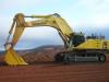 85 Tonne Excavator