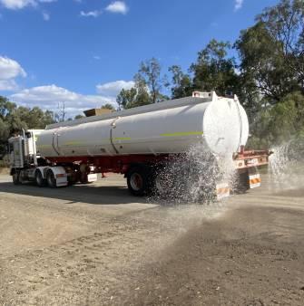 30,000 LTR Water Tanker (Brett) for hire
