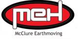 McClure Earthmoving Harrow