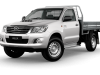 Toyota Hilux 2x4 single Cab Utes