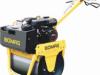 700 kg Pedestrian Single Drum Smooth Vibrating Roller