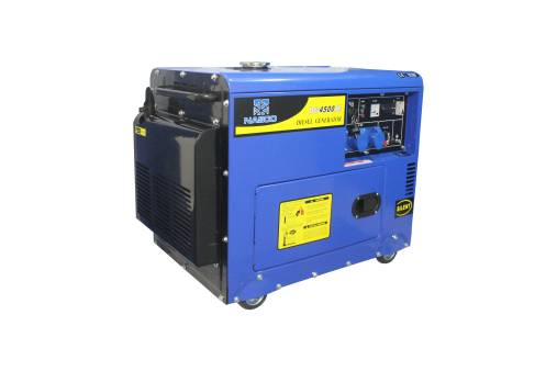 Generators  Single phase 5 kva for hire