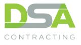 DSA Contracting