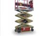 Scissor Lift Diesel - Rough Terrain 13.7m