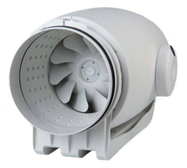 Extraction inline fan 300mm for hire
