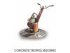 Concrete Equipment walking trowels