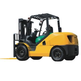 FG/FD45-10 Komatsu Forklift LPG or Diesel for hire