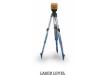 Survey Equipment Laser level, stand & staff