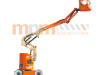 30ft Electric Knuckle Boom