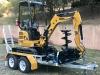 1.7 Tonne Mini Excavator