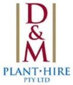 D & M Plant Hire Pty Ltd