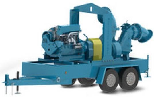 Diesel Self Priming Pump HH220 for hire