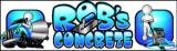 Rob's Concrete