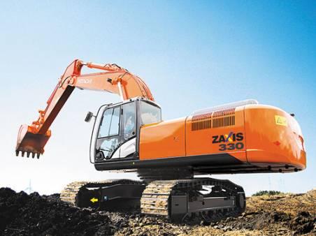 Hitachi ZX330 Excavator for hire