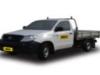Toyota Hilux Manual 1 Tonne Mine Spec 2WD Ute