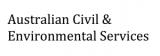 Australian Civil & Environmental Services