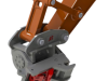 EXCAVATOR - POWER TILT HEAD