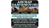 K & G Ahchay Dozer & Excavator Hire