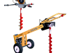 One Man Cantilevel Post Hole Digger
