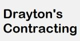 Drayton's Contracting