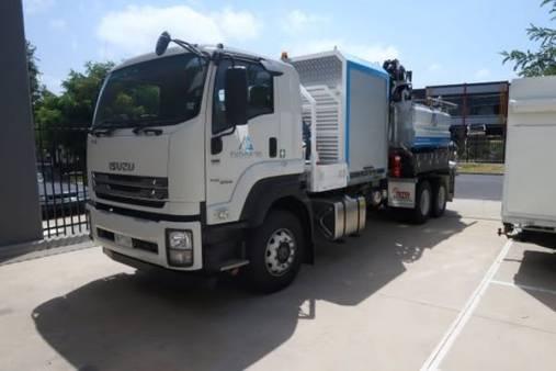 3,000  Litre Vacuum Truck for hire
