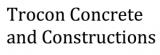 Trocon Concrete and Constructions