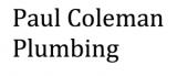 Paul Coleman Plumbing
