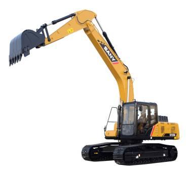 20 - 22 Tonne Excavator for hire