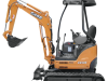 CASE CX17 1.7 Tonne Mini Excavator
