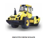 Rollers Vibrating Trench Rollers 1.4 Tonne (Remote Control)