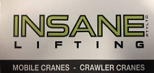 Insane Lifting Pty Ltd