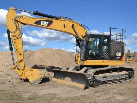 30 Tonne Excavator for hire