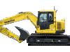 Komatsu PC138 US8 13 Tonne Excavator