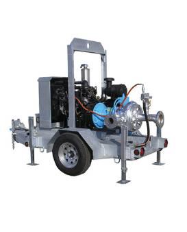 Diesel Self Priming Pump HH125 for hire