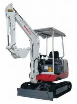 Excavator - 1.6 Tonne for hire