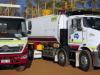 Hino Water Truck
