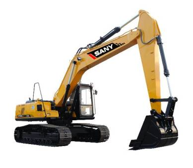 21 - 25 Tonne Excavator for hire