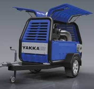 Diesel Self Priming Pump Yakka 150 for hire