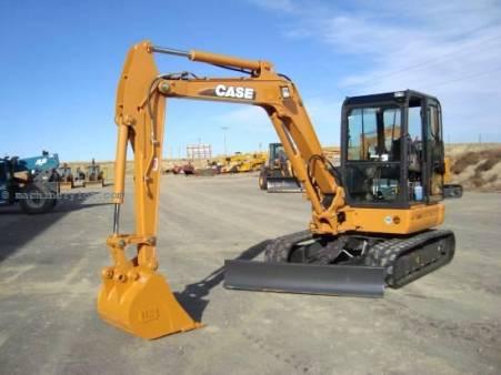 Mini Excavator 5.5 Tonne for hire